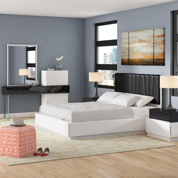 Linehan Platform 5 Piece Bedroom Set by Wade Logan