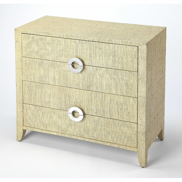 Painswick 4 Drawer Chest by Everly Quinn