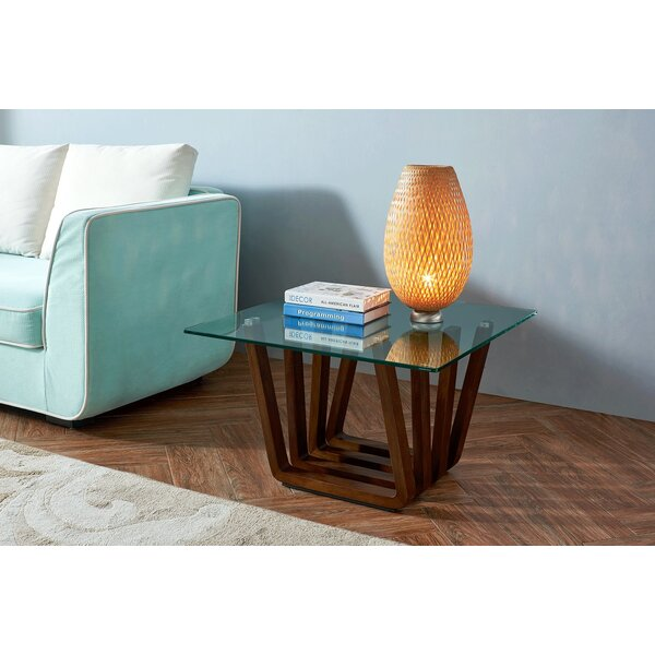 Orrie End Table by Orren Ellis Orren Ellis