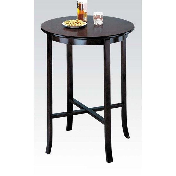 Bauxite Pub Table by Charlton Home