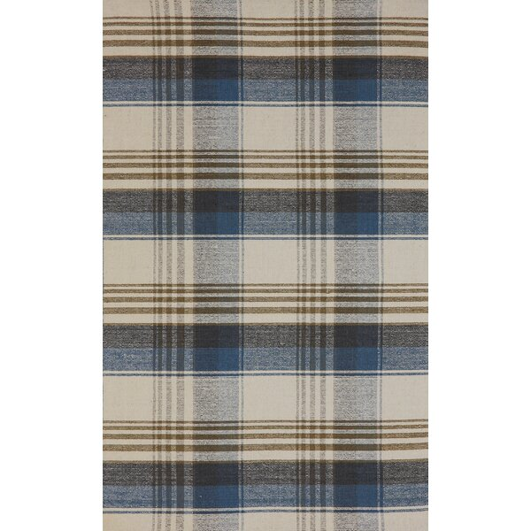 Pickering Hand Woven Wool Beige/Brown Area Rug by August Grove