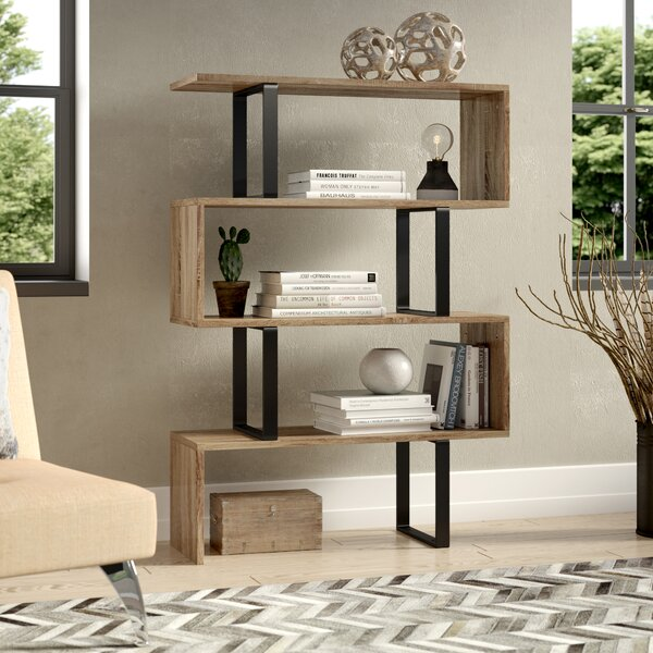 Drowne Etagere Bookcase by 17 Stories
