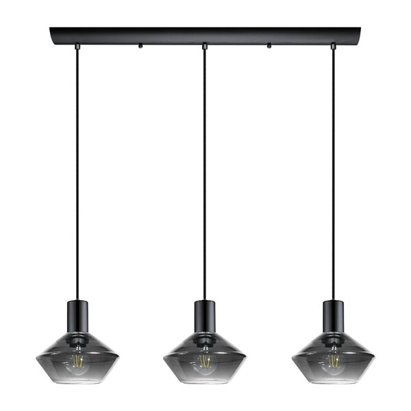Larocco 3-Light Kitchen Island Pendant by Latitude Run