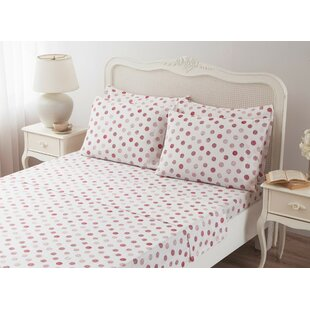 Circlets 100% Cotton 6 piece Sheet Set By Brielle