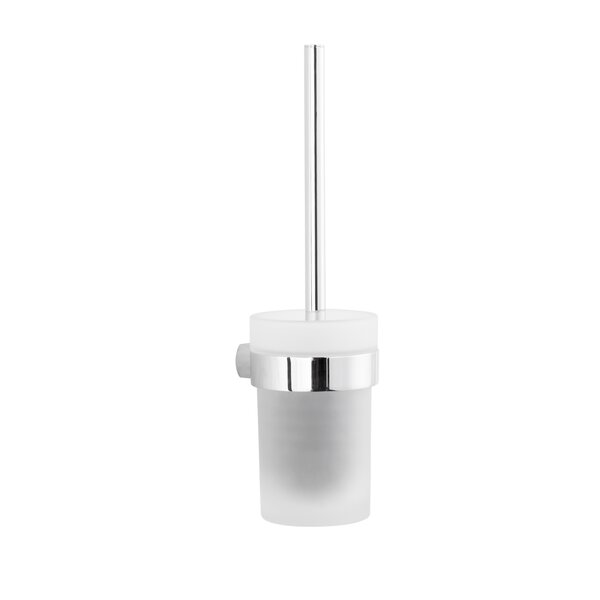 Funk Wall Mounted Toilet Brush and Holder by RebrilliantFunk Wall Mounted Toilet Brush and Holder by Rebrilliant