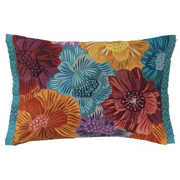 Cream of the Crop Cotton Lumbar Pillow by CompanyC