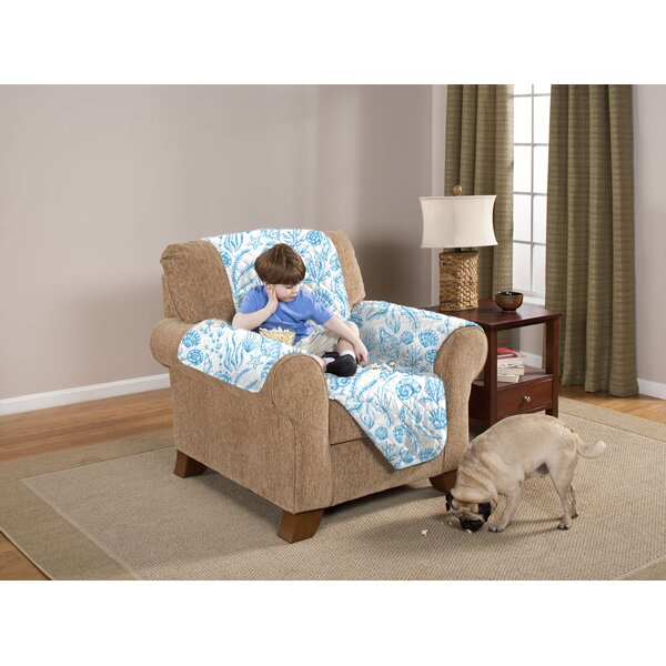 Box Cushion Armchair Slipcover by Pegasus Home Fashions