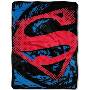 Superman Super Rip Shield Throw