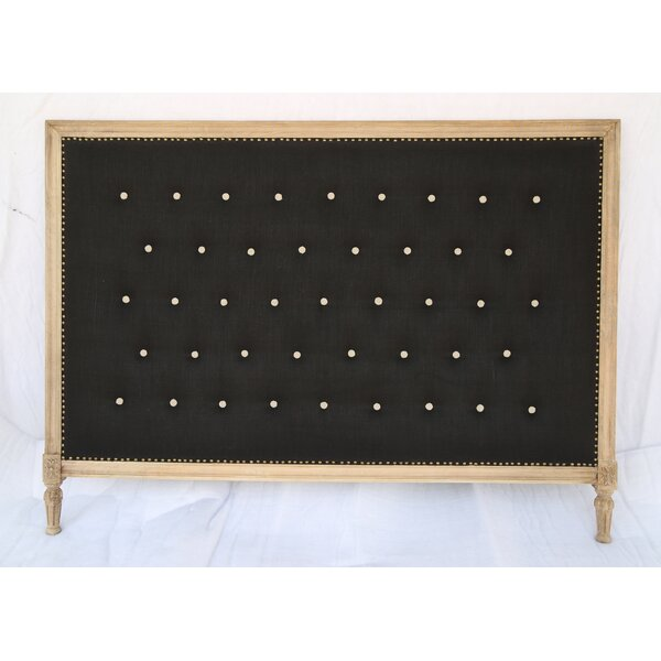 Bodie Upholstered Panel Headboard by BIDKhome