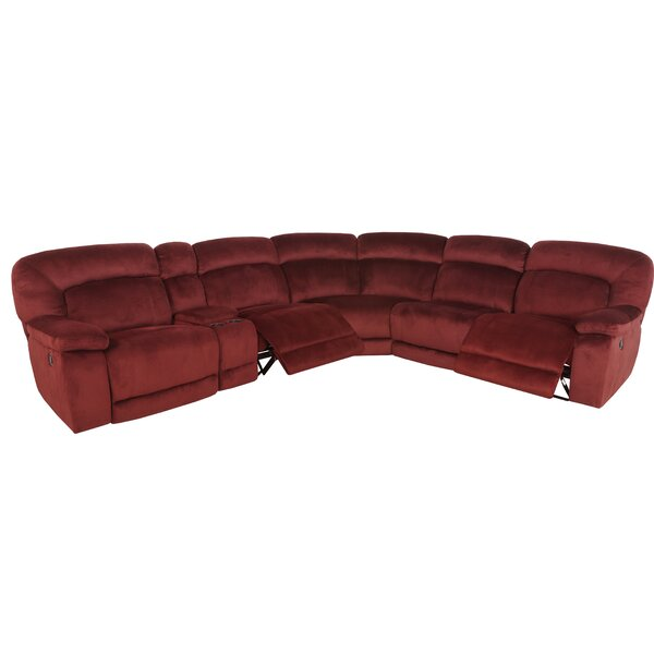 Fenton Reclining Sectional by Red Barrel Studio