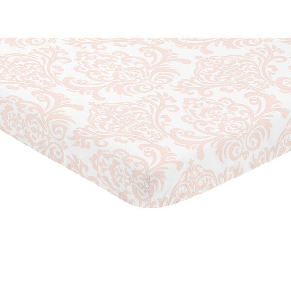 Amelia Fitted Crib Sheet by Sweet Jojo Designs