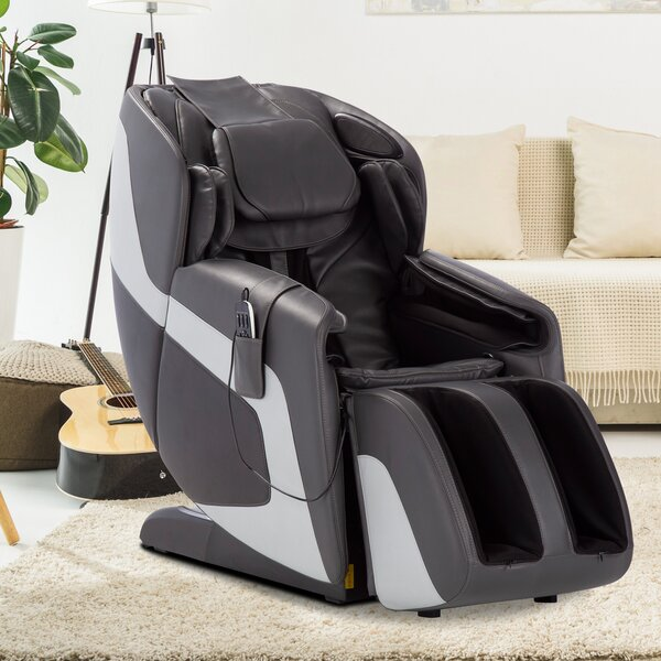 Review Human Touch Sana SL Track Reclining Adjustable Width Heated Full Body Massage Chair