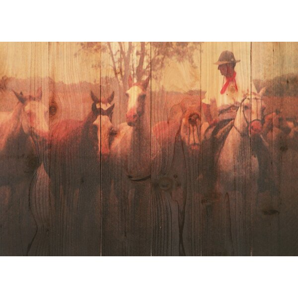 Argentine Gaucho Photographic Print by Gizaun Art