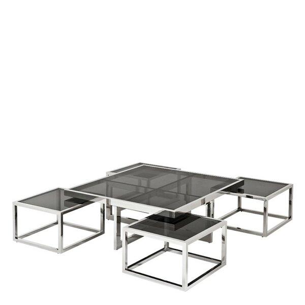 5 Piece Coffee Table Set By Eichholtz