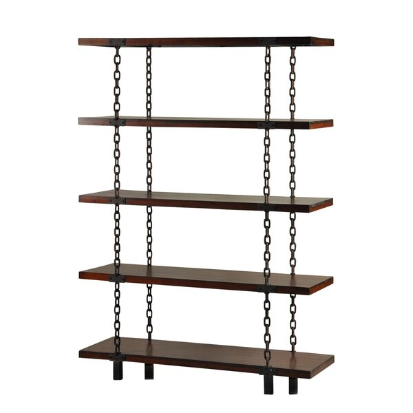 Stefani Etagere Bookcase by 17 Stories