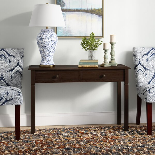 Gorlest Console Table By Three Posts