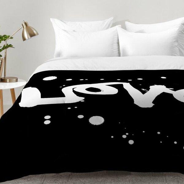 Love Comforter Set