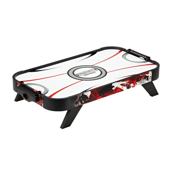 35 Mini Air Hockey Table Main Street Classics by GLD Products