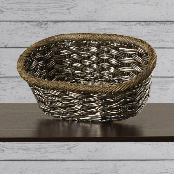 Tall Oval Basket (Set of 2) by Loon Peak