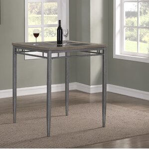 Perreira Pub Table by Latitude Run Reviews