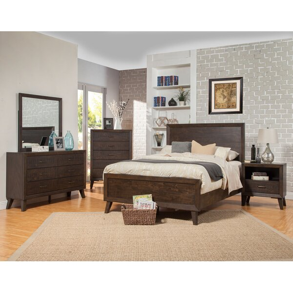 Amelia Panel Configurable Bedroom Set by Langley Street