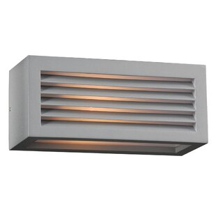 Deals HamLake 1-Light Outdoor Flush Mount By Breakwater Bay
