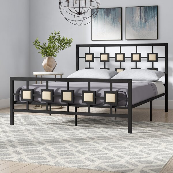 Chee Modern Queen Upholstered Sleigh Bed by Ebern Designs