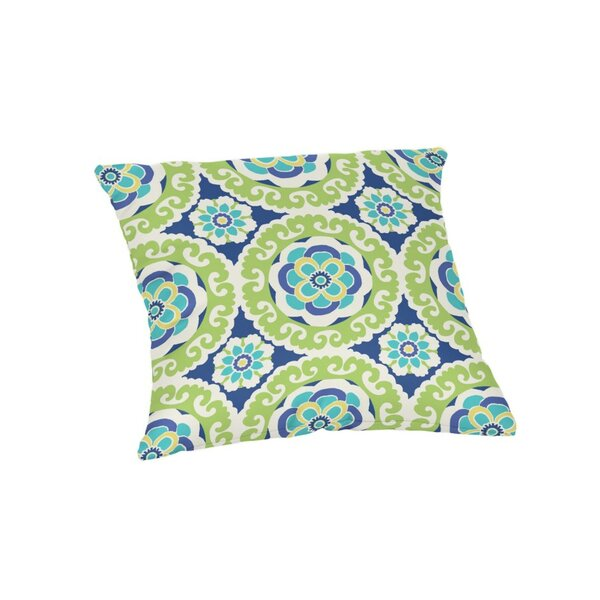 Dinger Outdoor Throw Pillow by Winston Porter