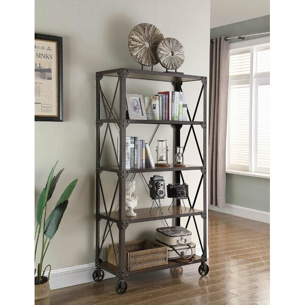 Stelly Etagere Bookcase By Gracie Oaks