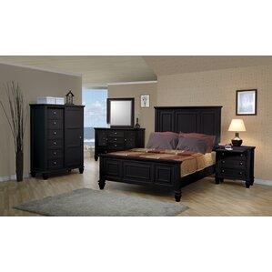 Sankaty Panel Customizable Bedroom Set