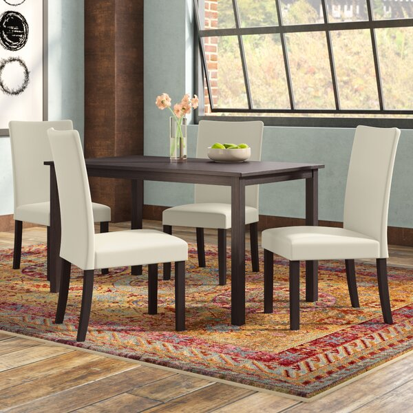 Isan 5 Piece Dining Set By Brayden Studio Cool