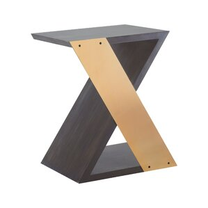Edson End Table by Willa Arlo Interiors