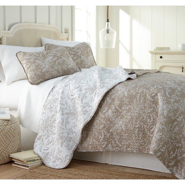 Dunson Print Reversible Quilt Set by Winston Porte