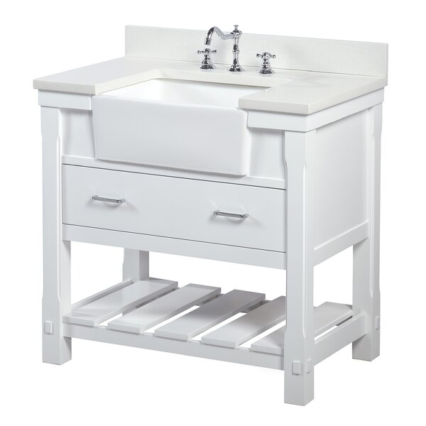Charlotte 36 Single Bathroom Vanity Set by Kitchen