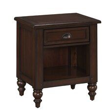Canouan 1 Drawer Nightstand by Bay Isle Home