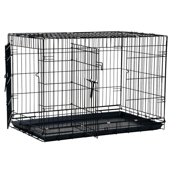 Great Crate 2 Door Dog Crate by Petmate