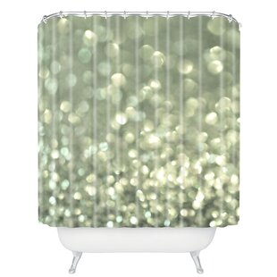 Affordable Wellingborough 2 Silver Screen Shower Curtain By Brayden Studio