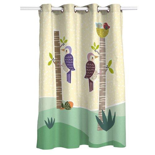 Whaley Harvestwood Eyelet Semi Sheer Thermal Curtain