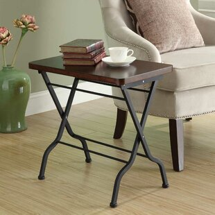 Great choice Folding End Table ByMonarch Specialties Inc.