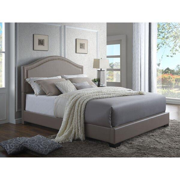 Granville Upholstered Panel Bed by DG Casa