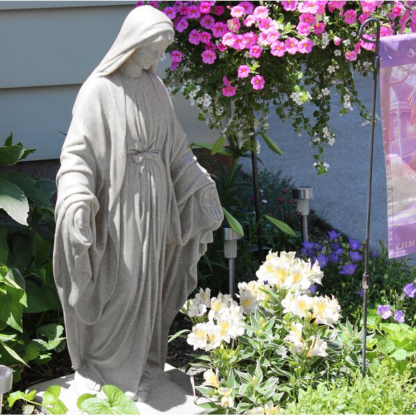 Virgin Mary Statue by EMSCO Group