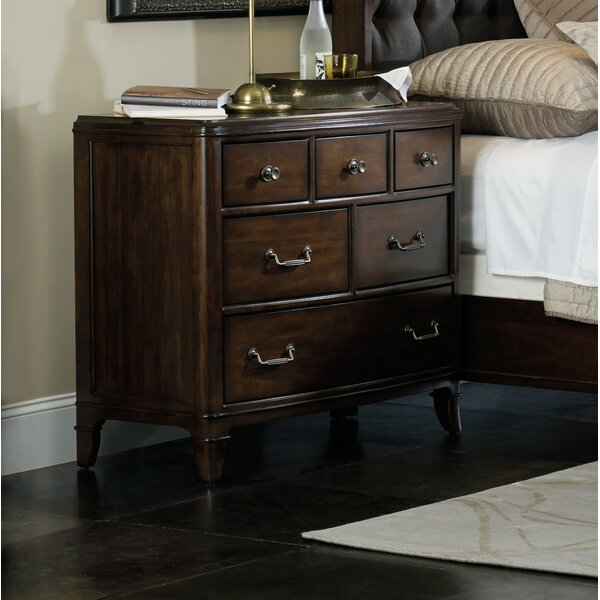 Palisade 6 Drawer Dresser by Hooker Furniture