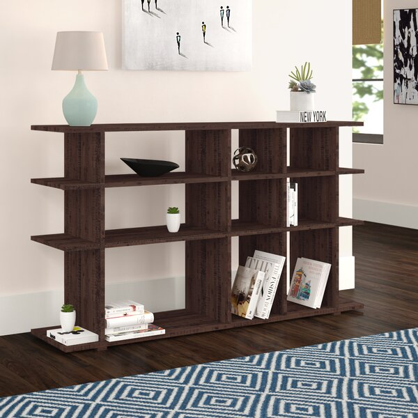 Limones Standard Bookcase by Brayden Studio