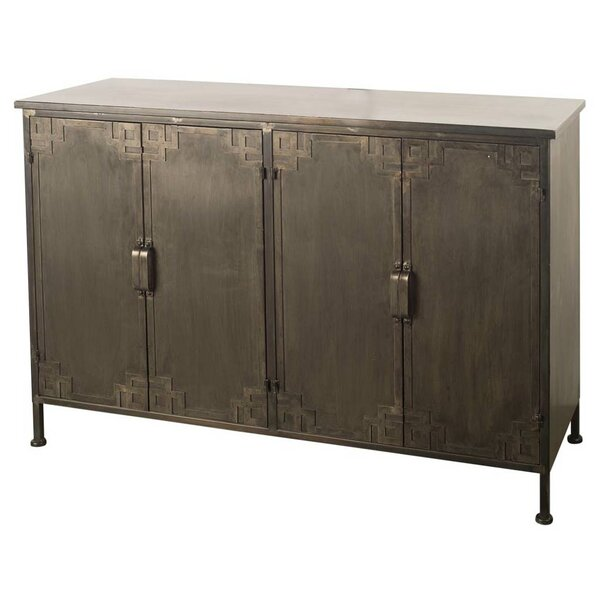Barletta 4 Door Accent Cabinet by 17 Stories