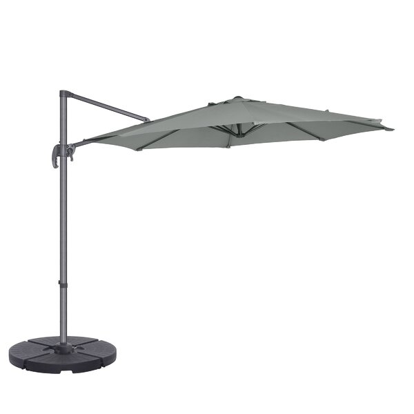 Cockermouth Rotating 10' Cantilever Umbrella By Freeport Park by Freeport Park Comparison