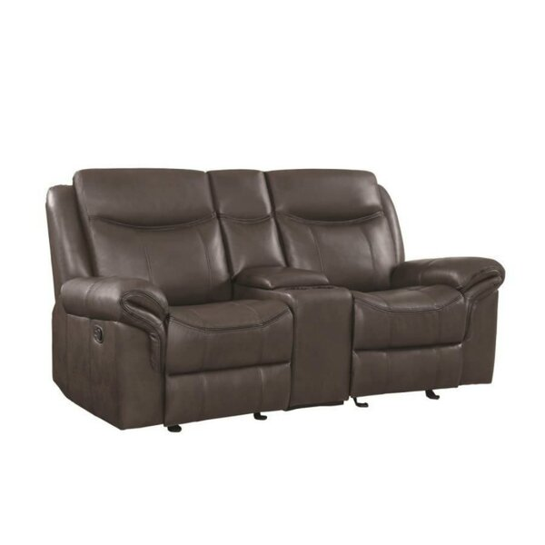 Eline Contemporary Reclining Loveseat By Red Barrel Studio Best #1