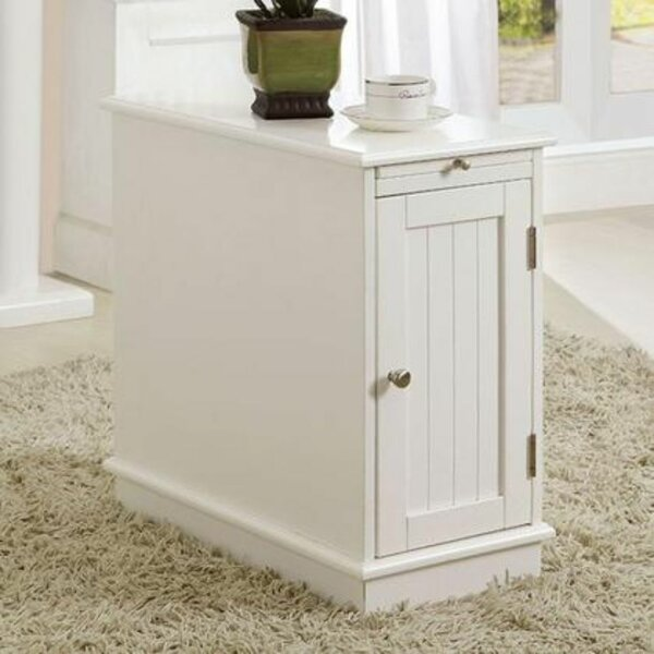 Kinch 1 Door Accent Cabinet by Highland Dunes