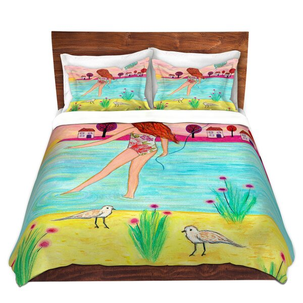 Sunset Bay Duvet Cover Set