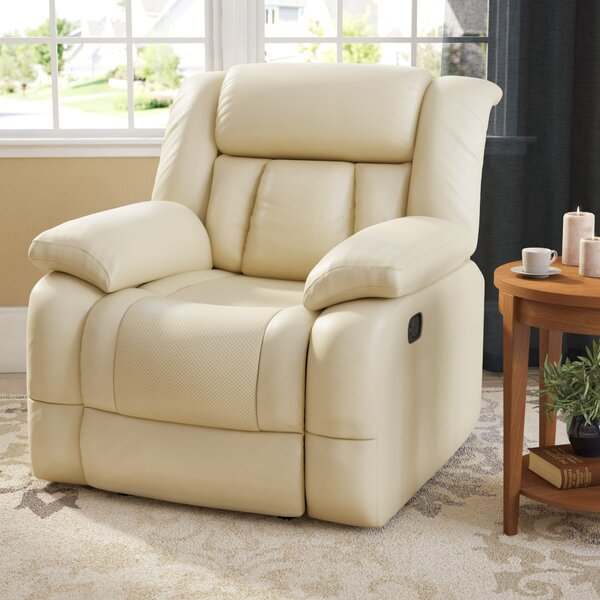 Egger Manual Glider Recliner [Red Barrel Studio]