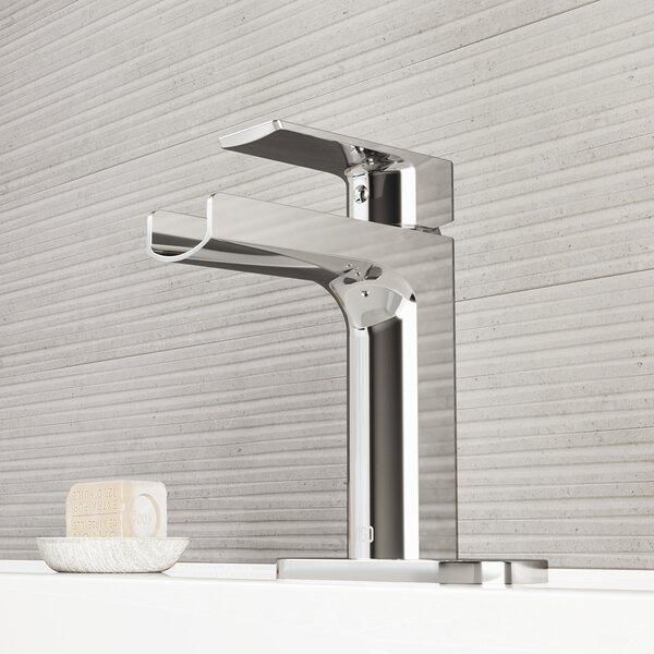 Lleana Single Hole Bathroom Faucet by VIGO